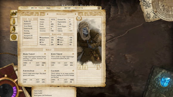 Vagrus: The Riven Realms, conoce este RPG post-apocalíptico por turnos que llegará a Steam 6