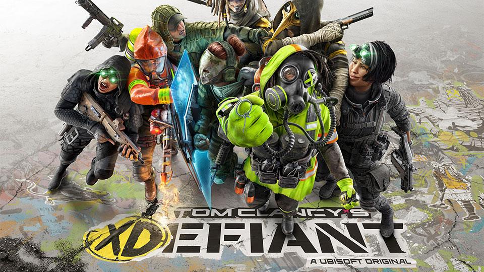 Conoce 'Tom Clancy's XDefiant', el nuevo juego Free-to-play 6v6 de Ubisoft 4