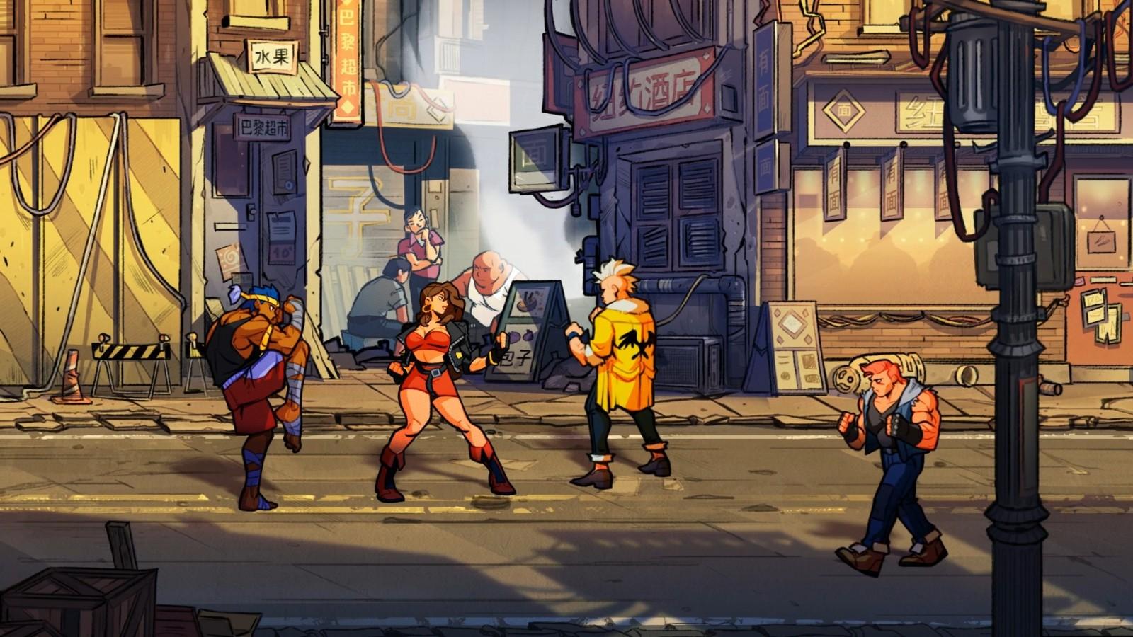 Reseña: Street of Rage 4 + Mr. X Nightmare DLC (Steam) 1