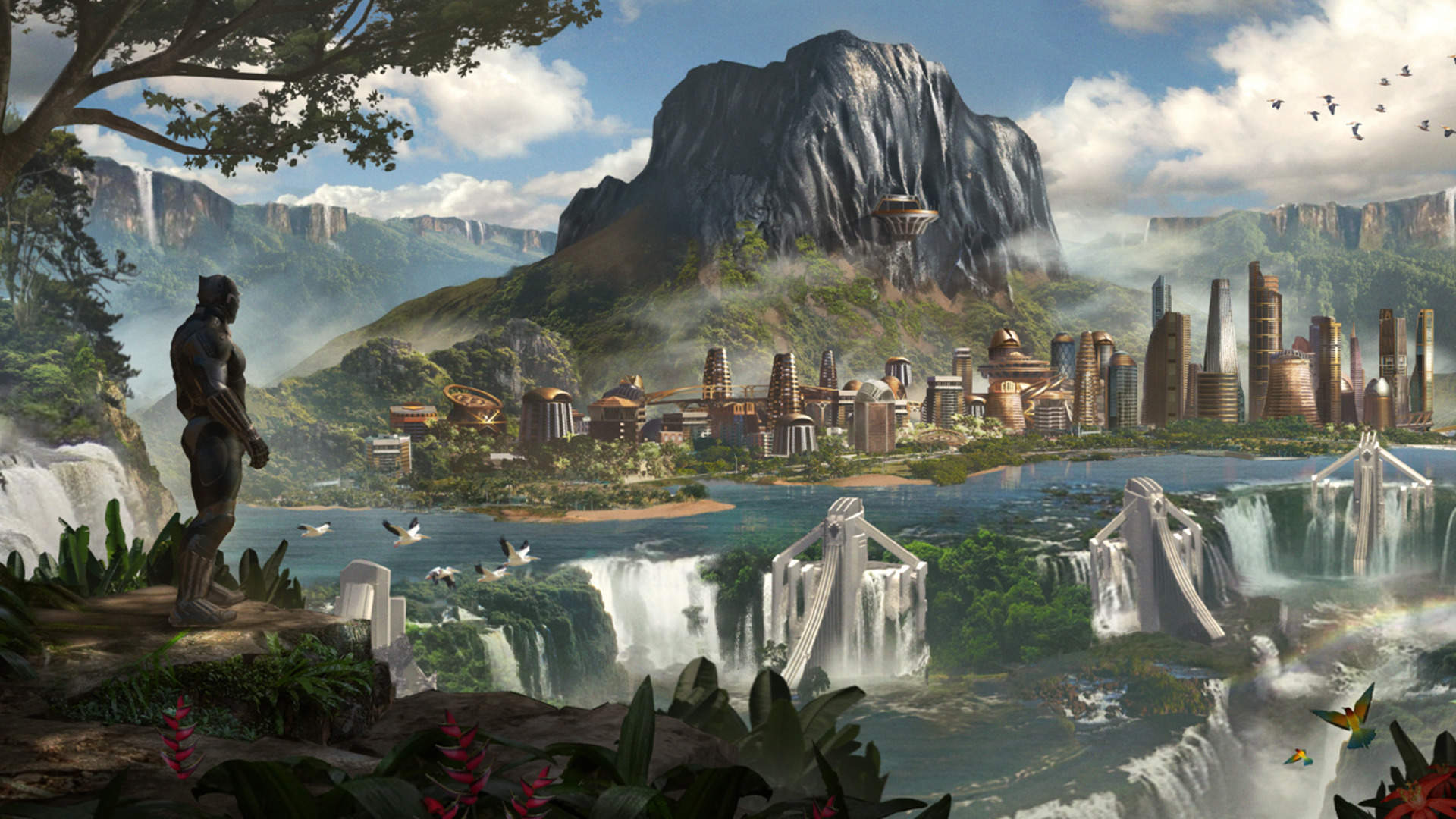 Marvel's Avengers: War for Wakanda ya se encuentra disponible 1