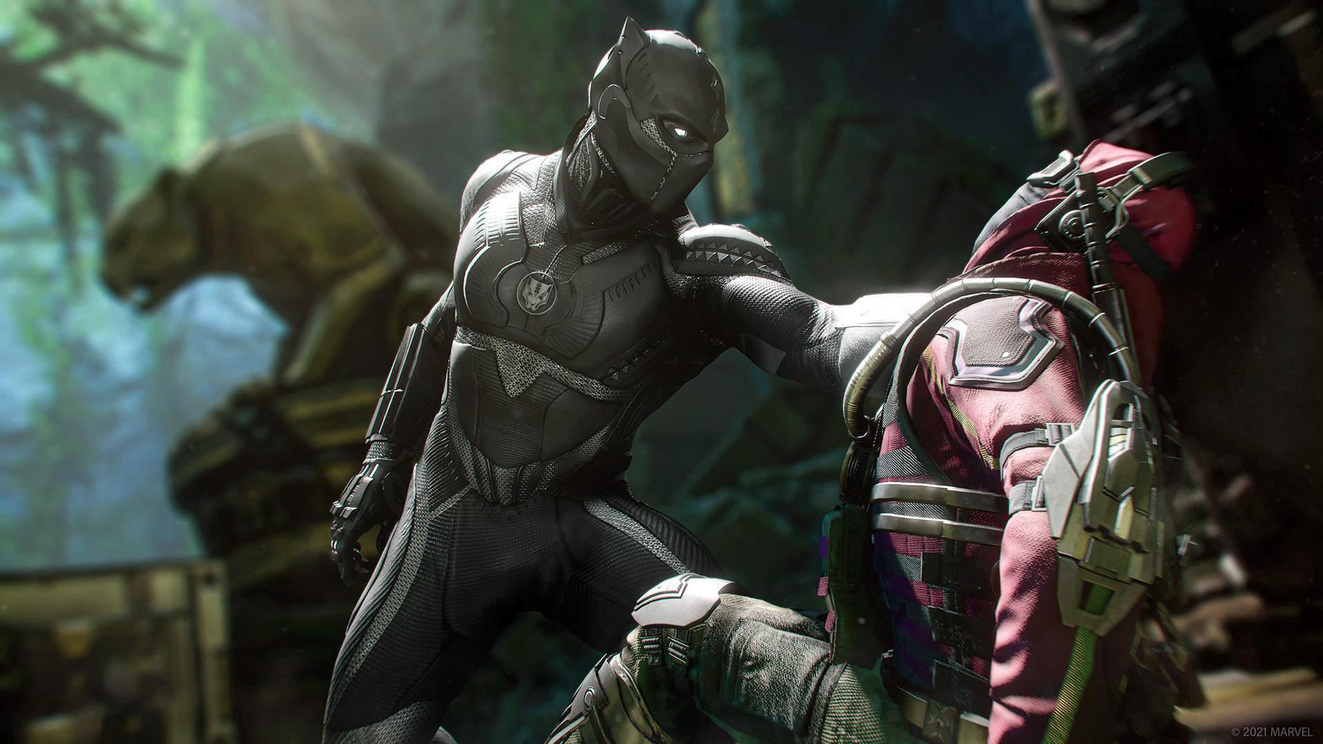 Marvel's Avengers: War for Wakanda ya se encuentra disponible 3