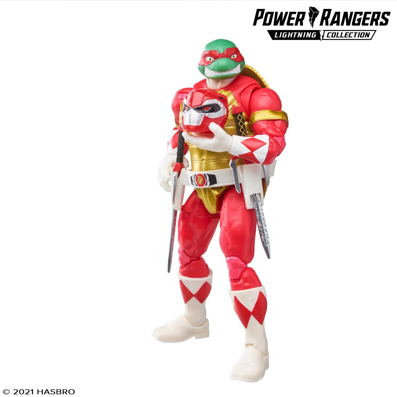 TMNT, Power Rangers, Teenage Mutant Ninja Turtles, Hasbro, Las Tortugas Ninja