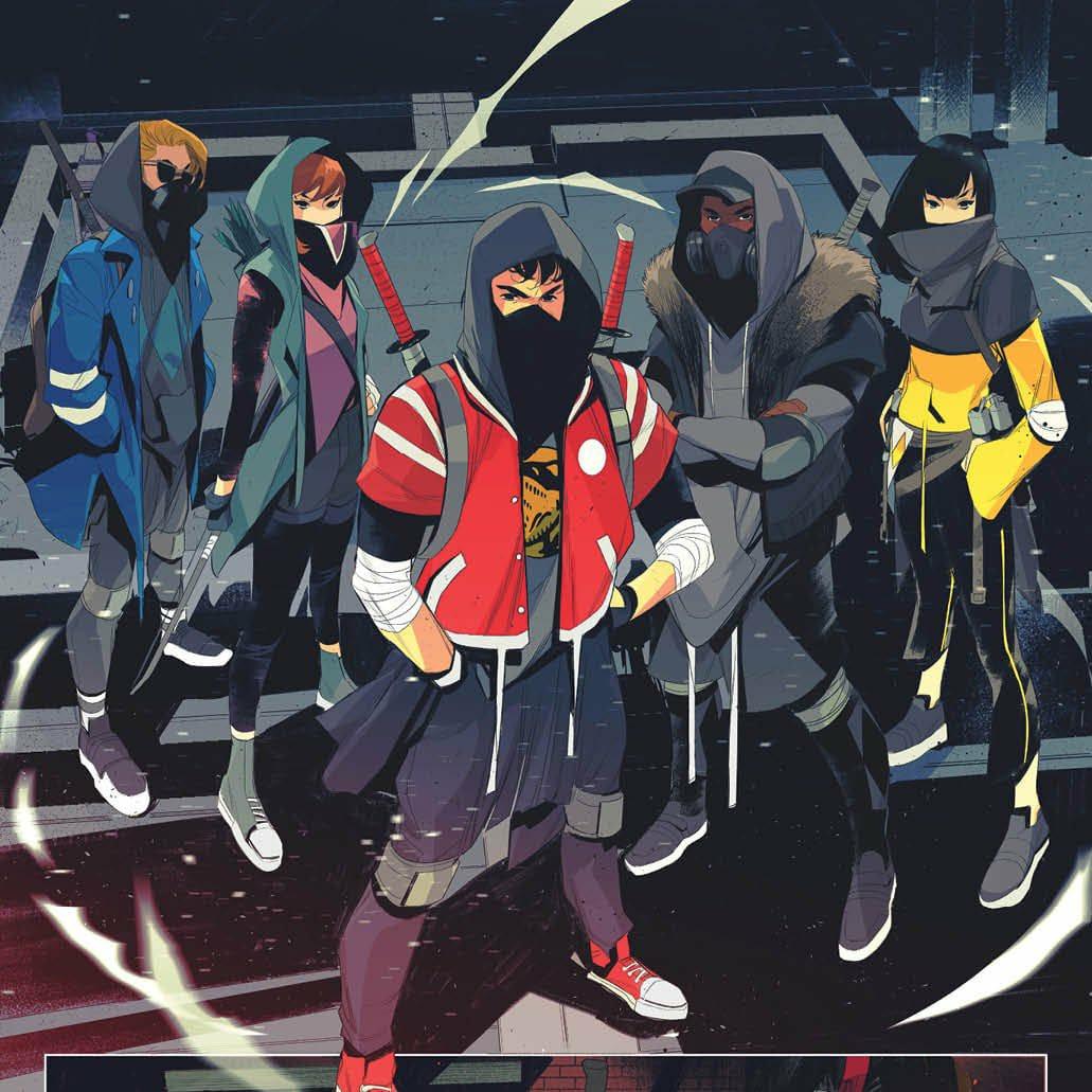 TMNT, Power Rangers, Teenage Mutant Ninja Turtles, Hasbro, Las Tortugas Ninja 5
