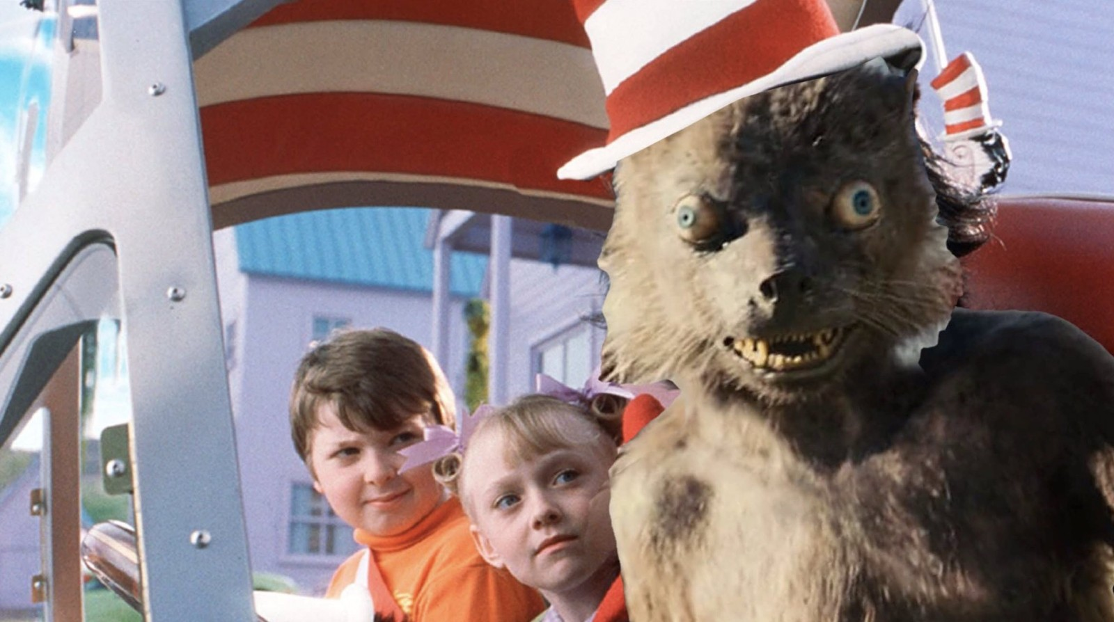The Suicide Squad, The Cat in the Hat, El Gato en el Sombrero, Weasel, Comadreja
