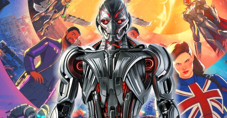 Ultron, What if