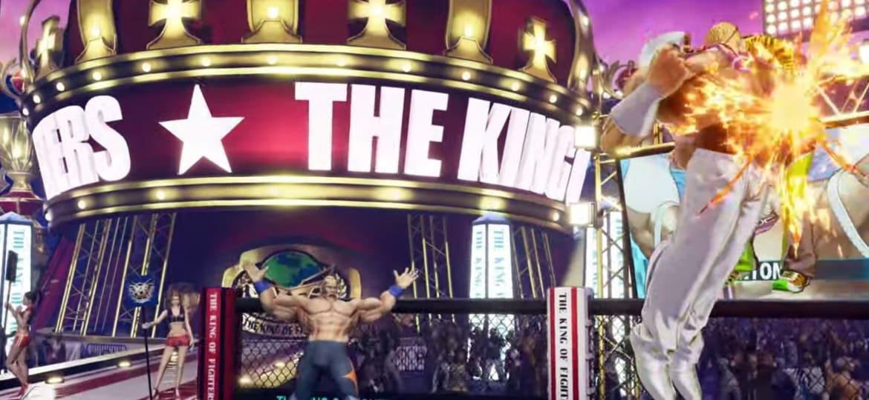 SNK anuncia la preencia de Antonov en The King of Fighters XV 3