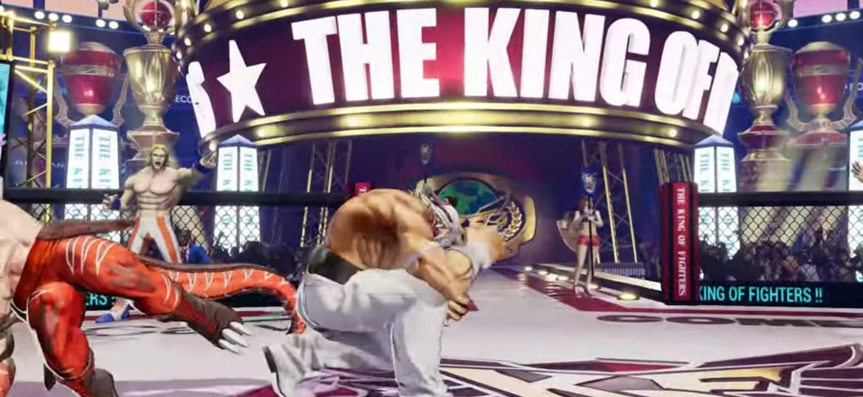 SNK anuncia la preencia de Antonov en The King of Fighters XV 6