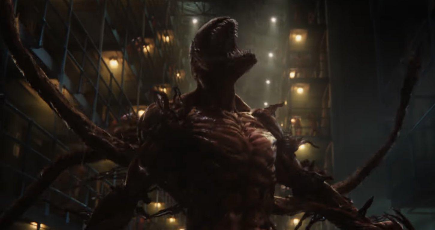 Se estrena nuevo tráiler de Venom 2 y Carnage luce espectacular 1