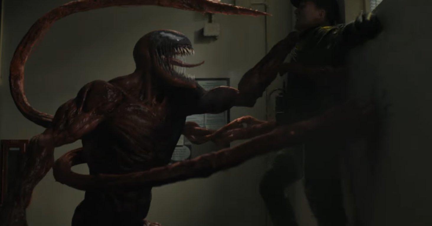 Se estrena nuevo tráiler de Venom 2 y Carnage luce espectacular 4