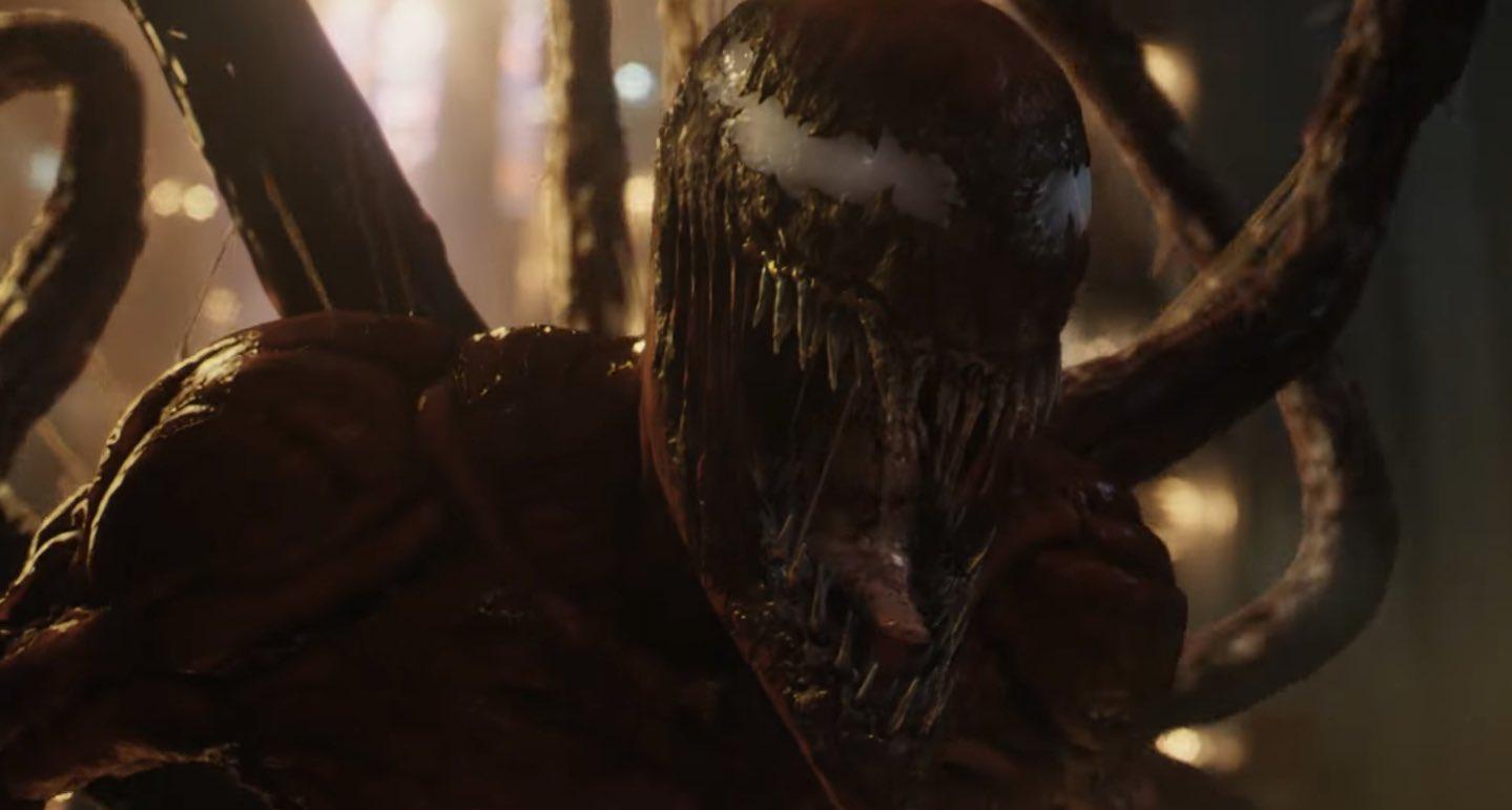 Se estrena nuevo tráiler de Venom 2 y Carnage luce espectacular 2