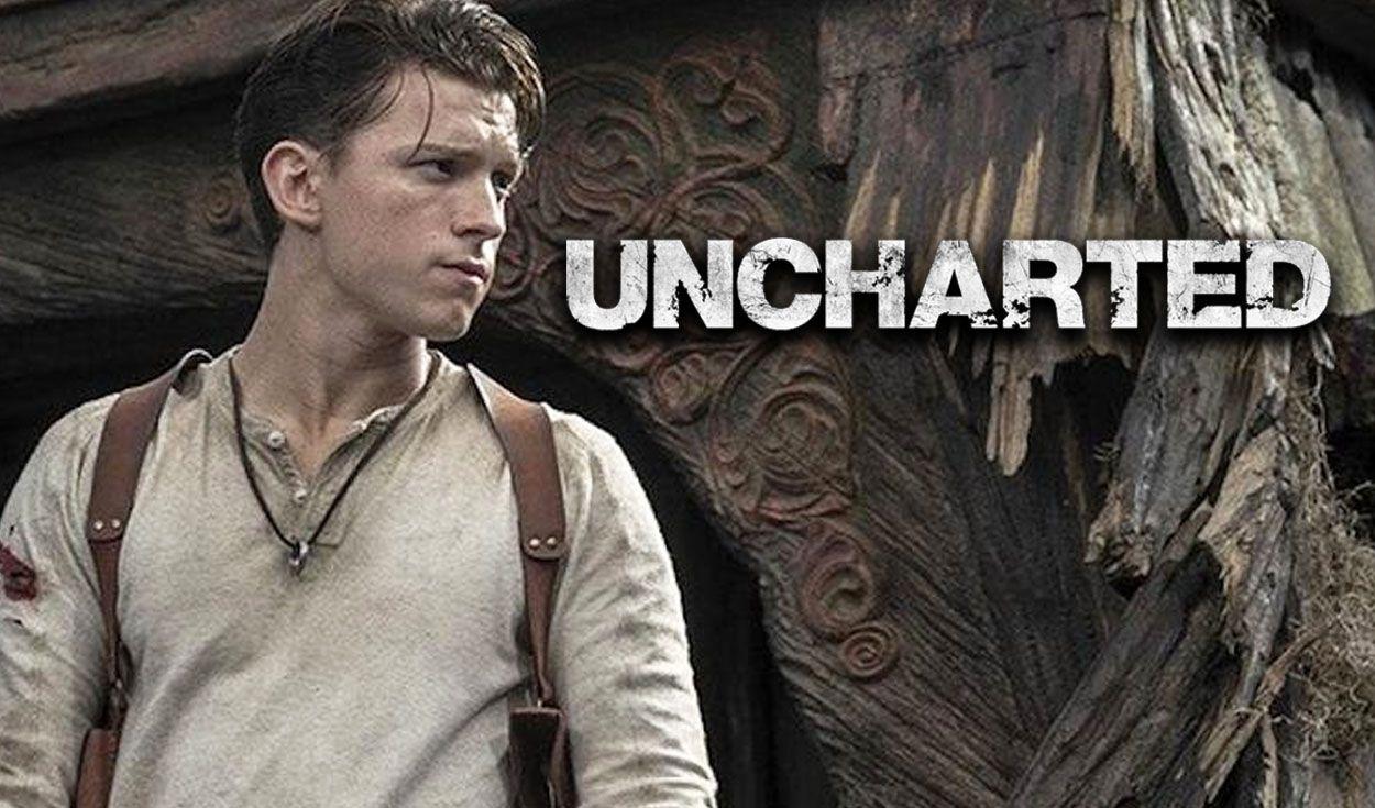 Se filtran detalles de la película de Uncharted protagonizada por Tom Holland
