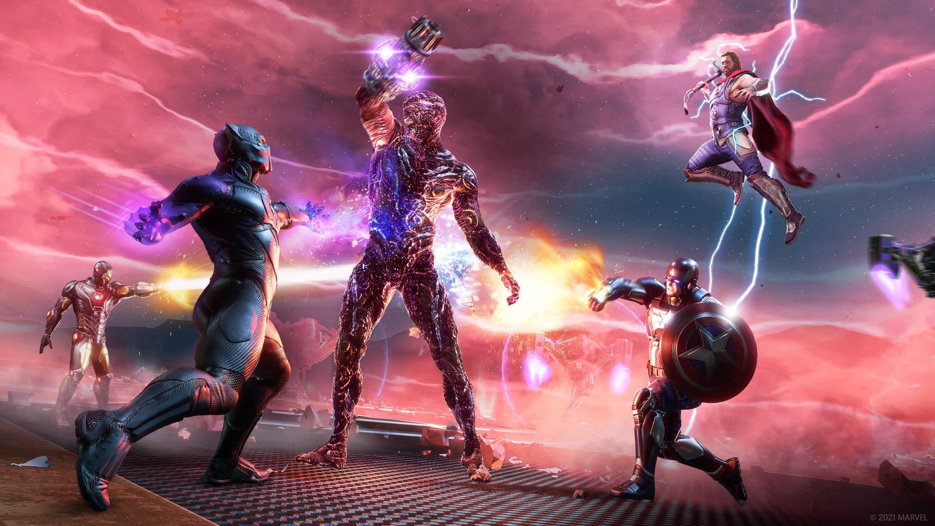 Marvel's Avengers: War for Wakanda ya se encuentra disponible 4