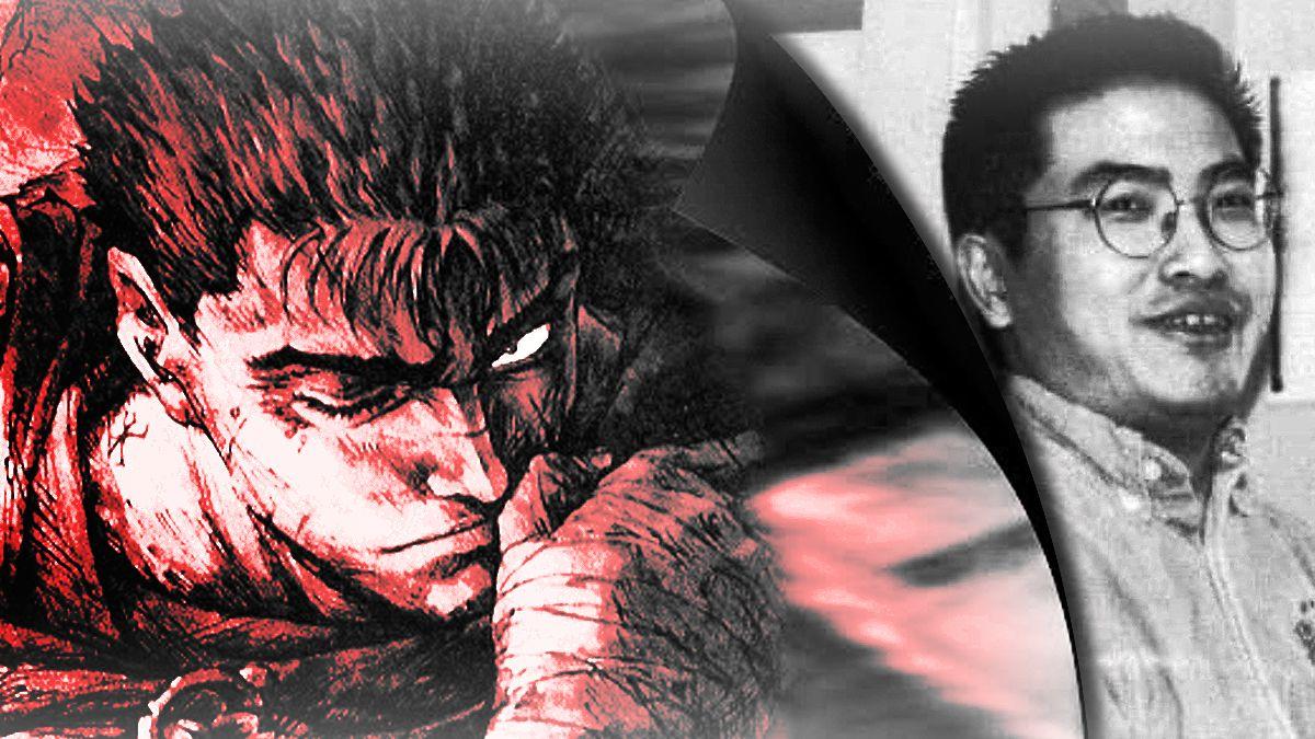 Berserk, Kentaro Miura