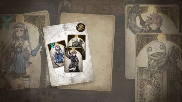 Voice of Cards: The Isle Dragon Roars llegará a Nintendo Switch este 28 de Octubre 1