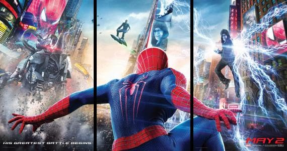 ¿Spider-Man vs Sinister Six? Andrew Garfield habla al respecto... 1