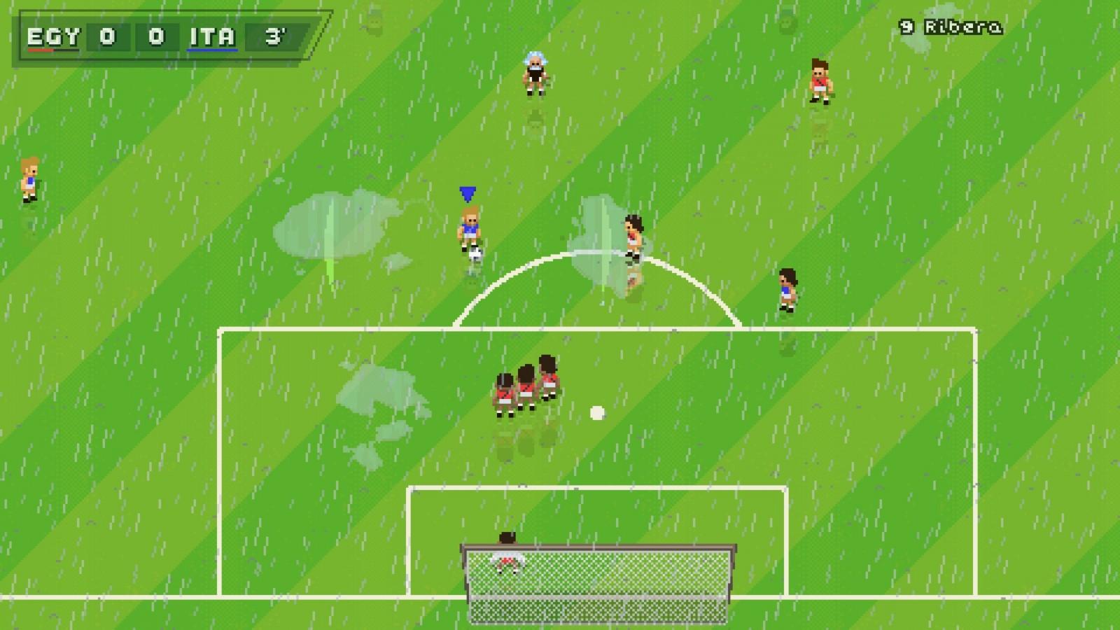 Super Arcade Football: Conoce este juego en 2D que nos recuerda a los títulos clásicos de futbol 2