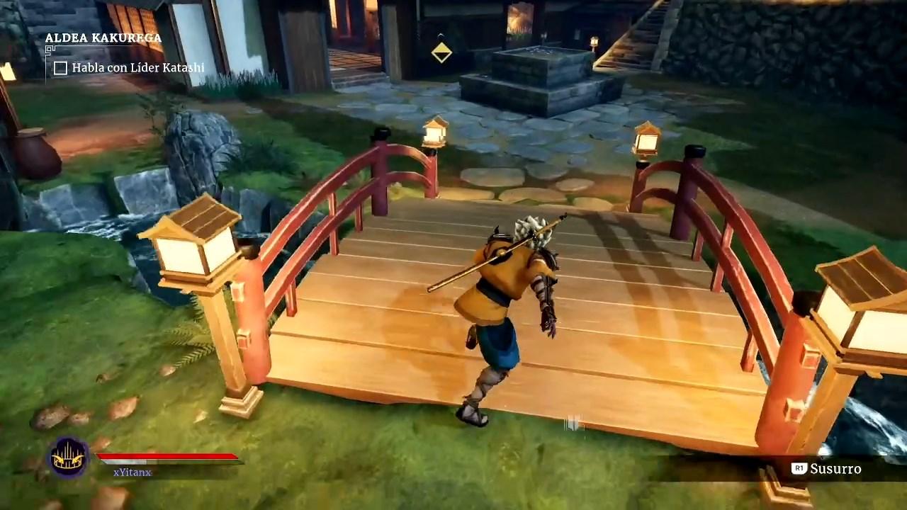 Reseña: Aragami 2 (PlayStation 5) 8