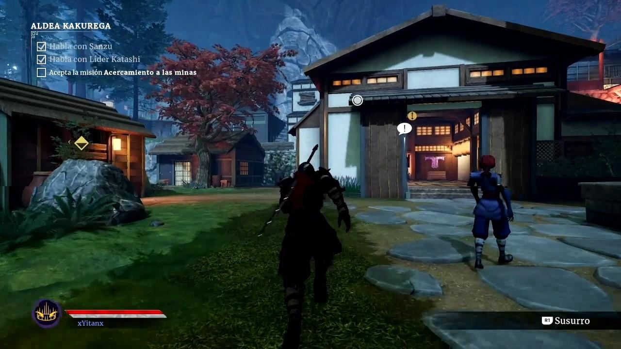 Reseña: Aragami 2 (PlayStation 5) 10