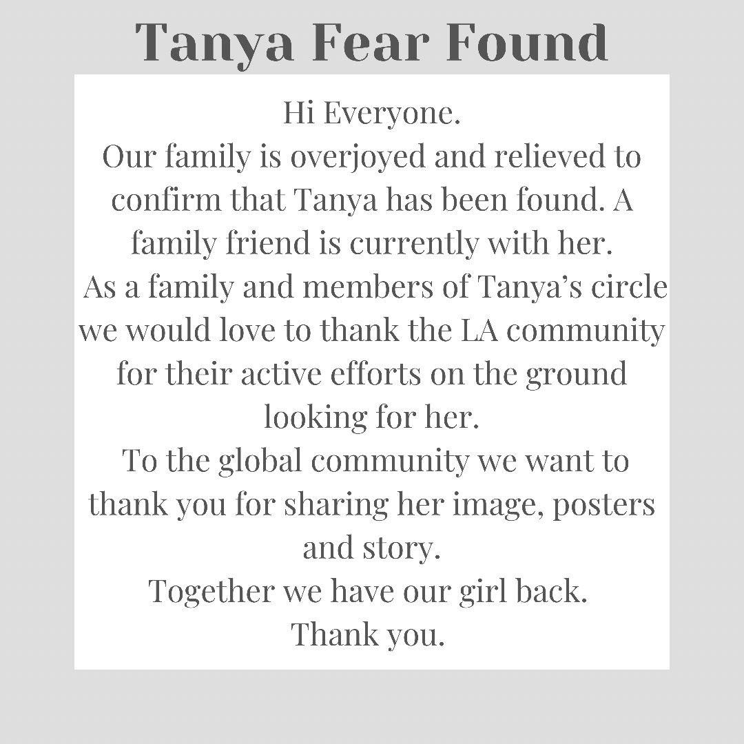 (UPDATE) Tanya Fear, actriz de 'Doctor Who', se reporta desaparecida 1