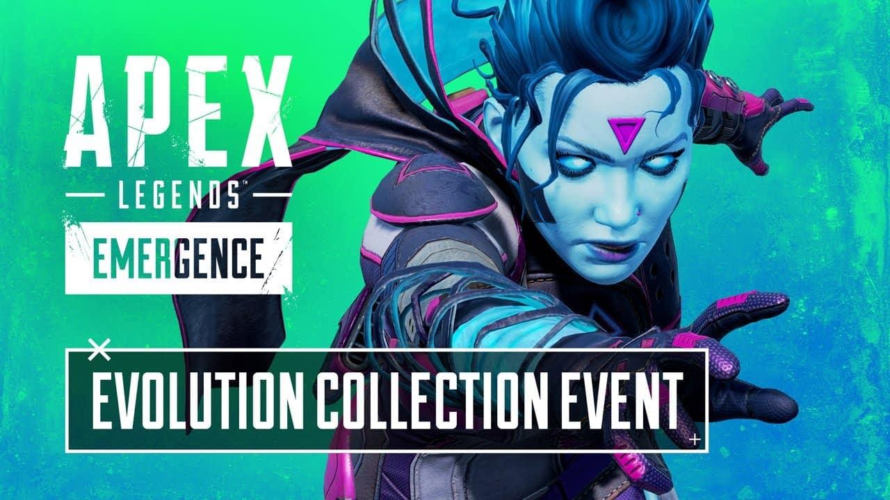 Apex Legends: Conoce los detalles del evento Evolution Collection