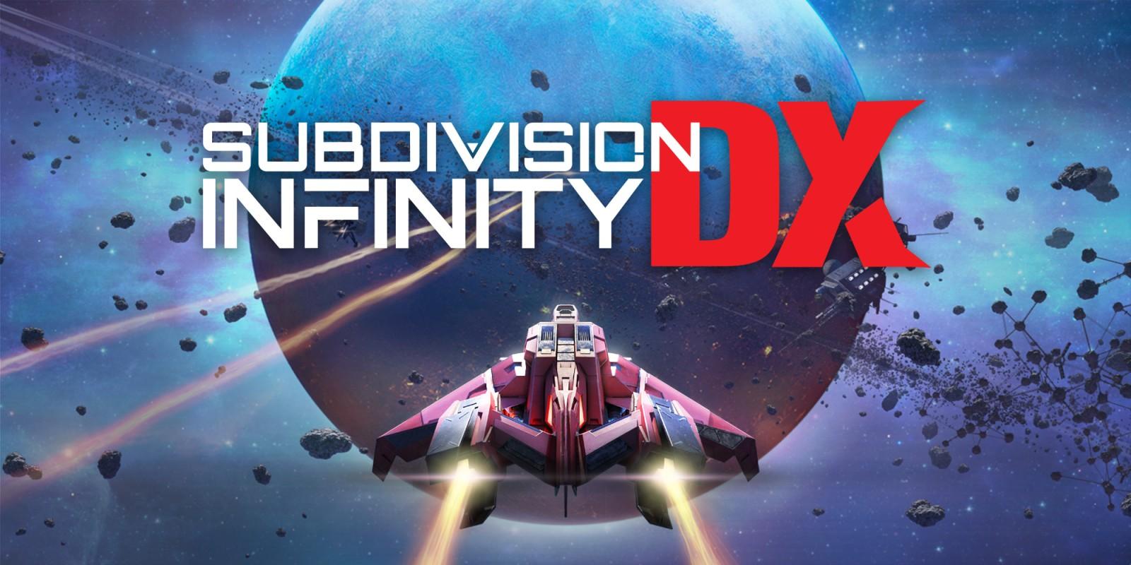Subdivision Infinity DX: Explora las profundidades del espacio como el sargento Jed Riddle