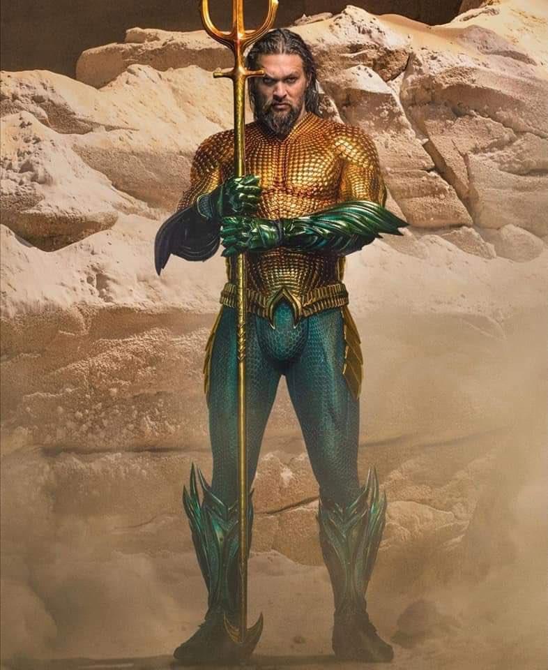 Aquaman and the Lost Kingdom, Jason Momoa