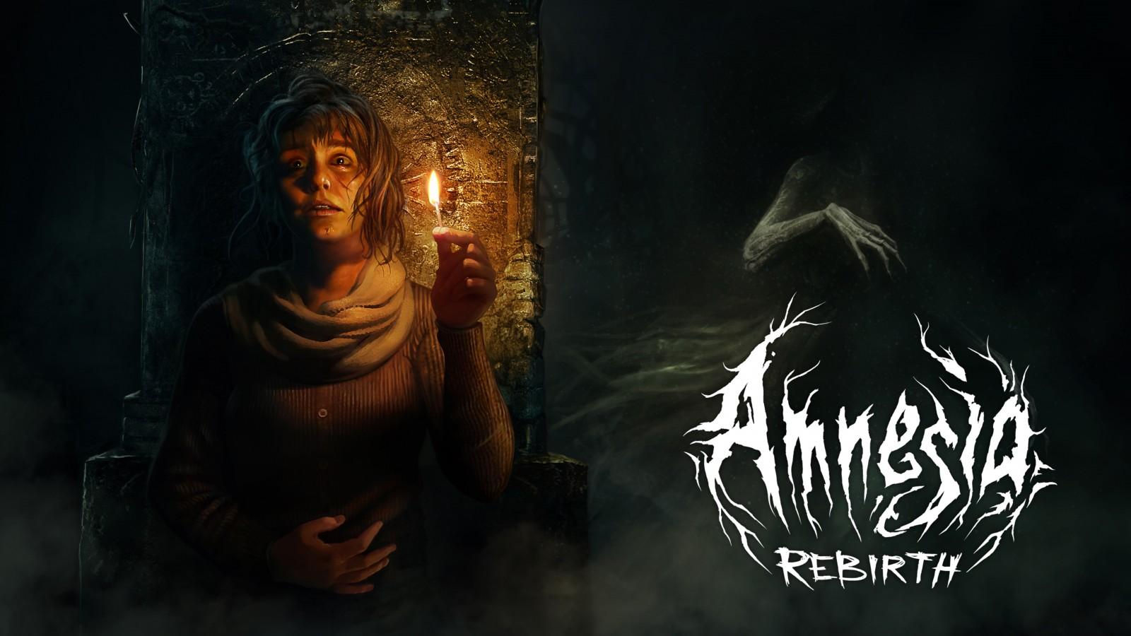 Amnesia: Rebirth y SOMA ya se pueden jugar en Chino Simplificado y además puedes adquirirlos con un 80% de descuento