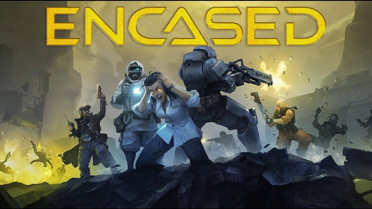 Encased: El distópico RPG de ciencia ficción ya esta disponible