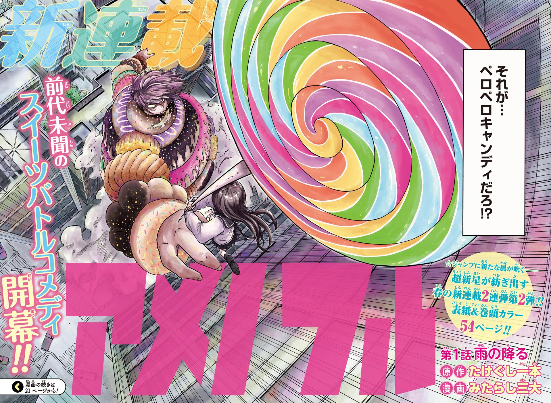 Candy Flurry