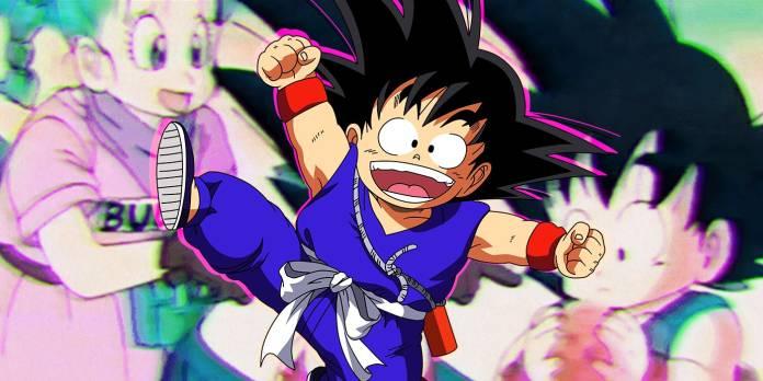 Dragon Ball, Goku