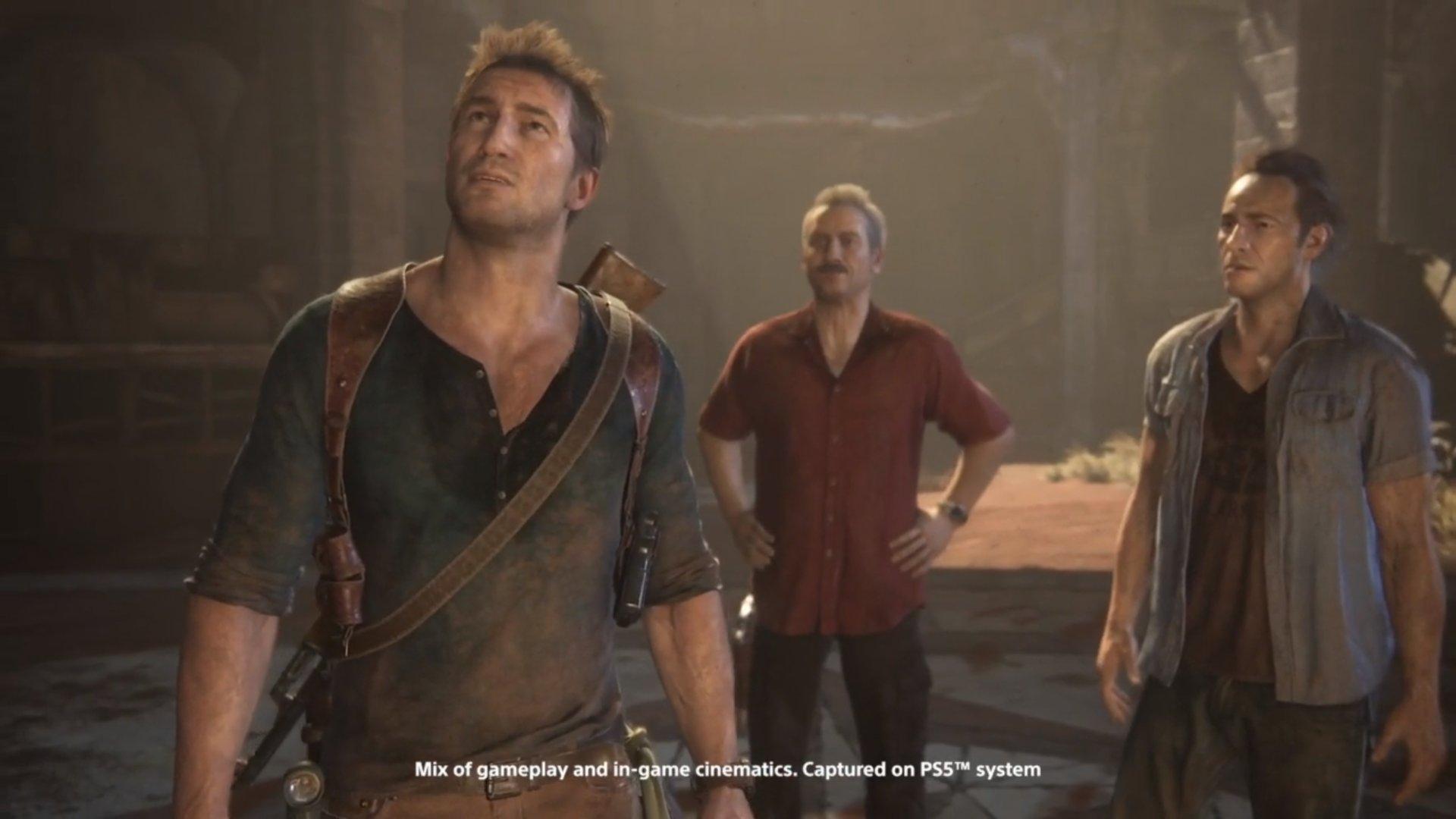 PlayStation Showcase: Uncharted 4: A Thief's End and Lost Legacy llegará a PlayStation 5 y PC 2