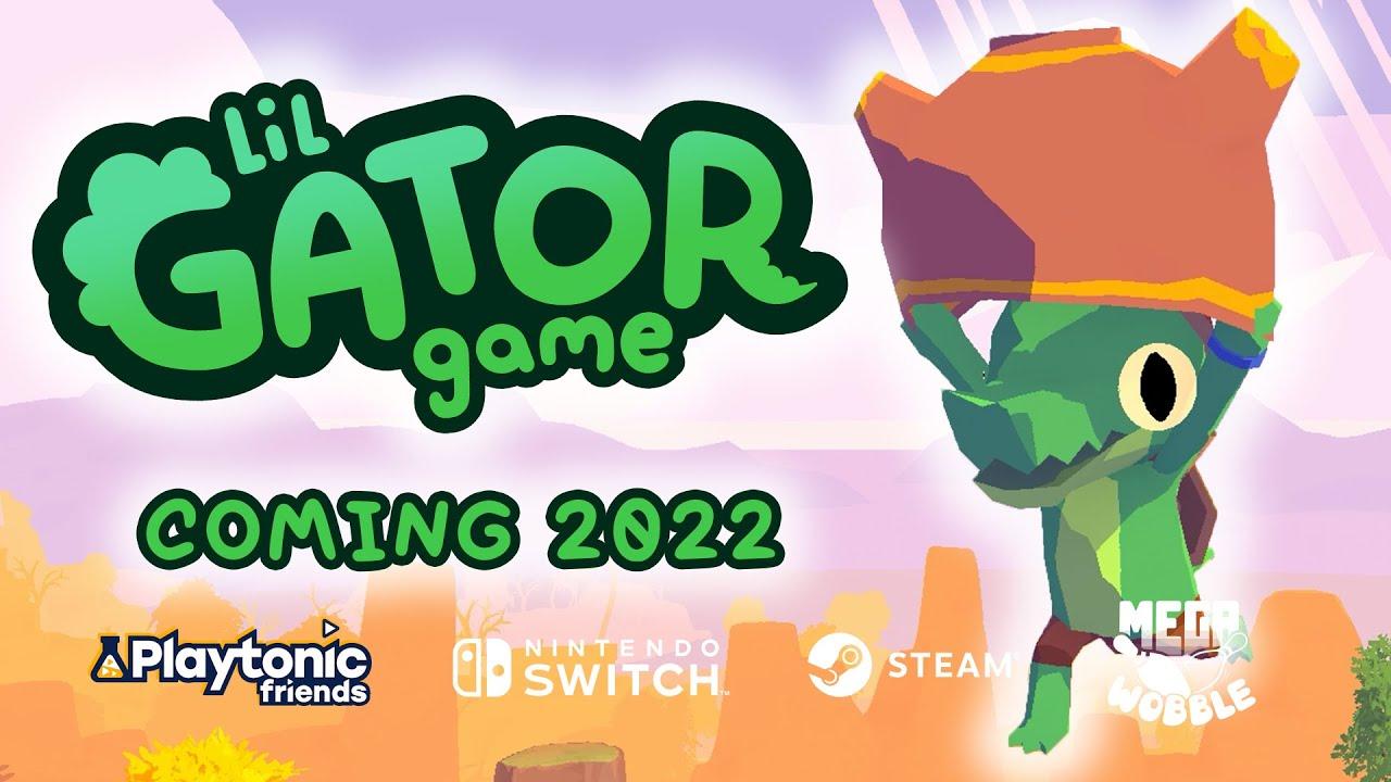 Lil Gator Game: Conoce el próximo proyecto de Playtonic que llegará a Nintendo Switch y PC en 2022