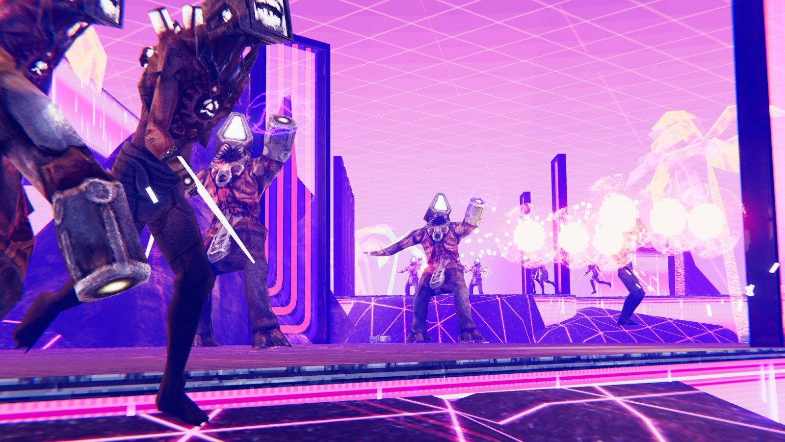 Conoce Turbo Overkill el próximo juego del creador de DOOM II Super Chaos que llegará en 2022 1