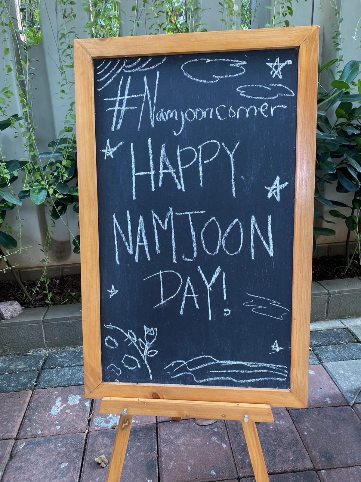 ¡It's Namjoon Day! Celebremos junto al Army el Cumpleaños número 27 del Líder de BTS 3