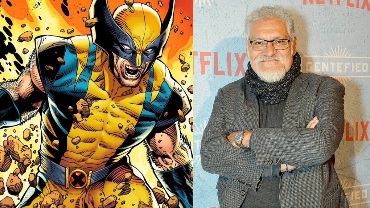 Joaquín Cosio Wolverine