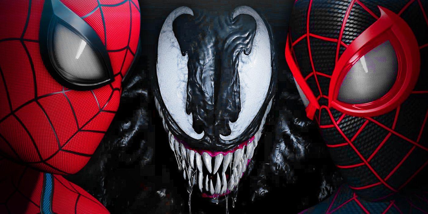 Marvel's Spider-Man 2, Venom, Spider-Man 2