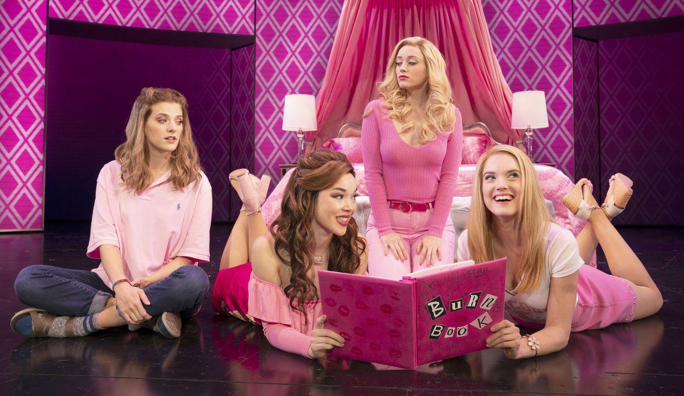 Mean Girls, Chicas Pesadas Musical