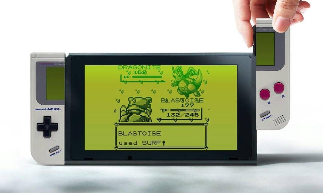 Rumor: El Nintendo Switch Online podría incluir juegos del Game Boy 1