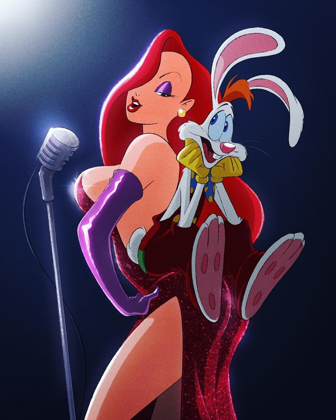 Roger Rabbit, Jessica Rabbit