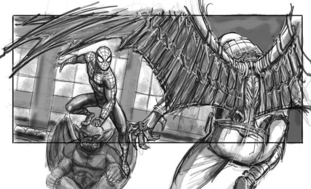 Aparece juego cancelado de la película cancelada de 'Spider-Man 4' 16