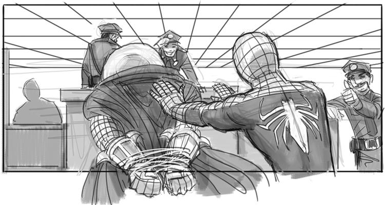 Aparece juego cancelado de la película cancelada de 'Spider-Man 4' 9