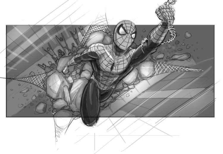 Aparece juego cancelado de la película cancelada de 'Spider-Man 4' 1