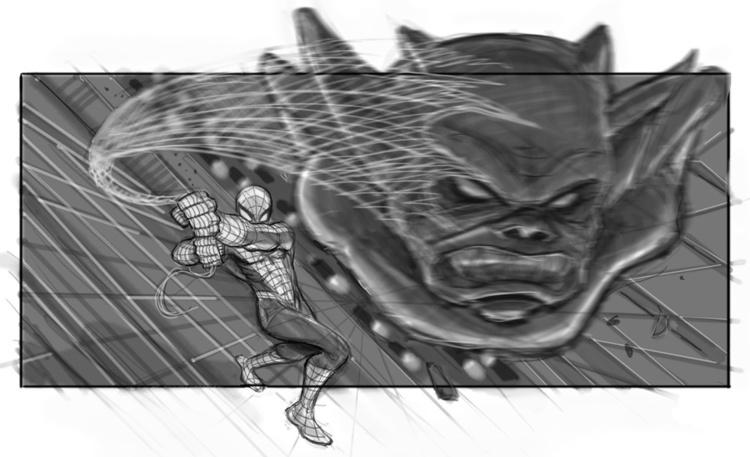 Aparece juego cancelado de la película cancelada de 'Spider-Man 4' 5