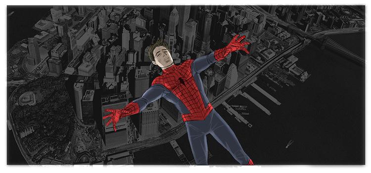 Aparece juego cancelado de la película cancelada de 'Spider-Man 4' 6