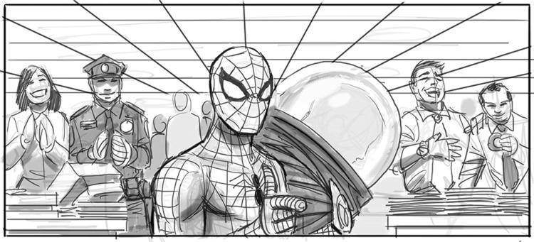 Aparece juego cancelado de la película cancelada de 'Spider-Man 4' 7