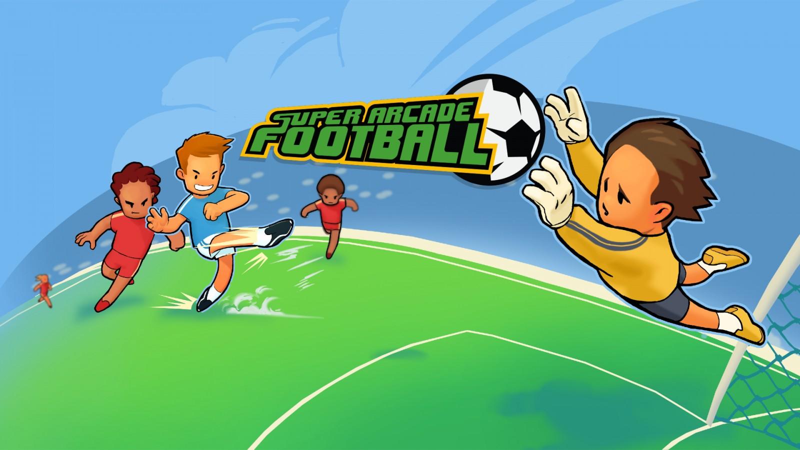 Super Arcade Football: Conoce este juego en 2D que nos recuerda a los títulos clásicos de futbol
