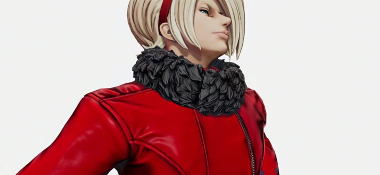The King of Fighters XV contará con la presencia de Ash Crimson 1