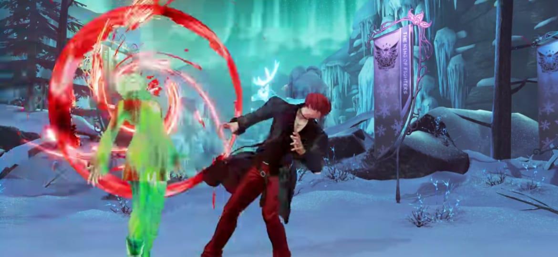 The King of Fighters XV contará con la presencia de Ash Crimson 5