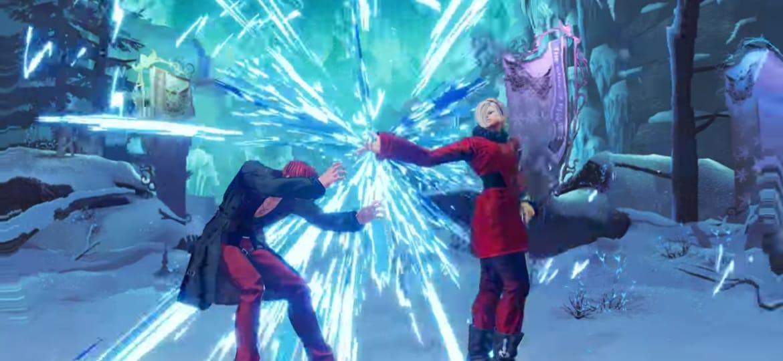 The King of Fighters XV contará con la presencia de Ash Crimson 4