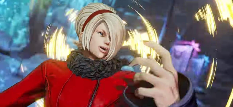 The King of Fighters XV contará con la presencia de Ash Crimson 2